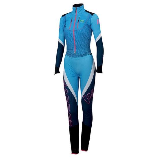 Karpos Karpos Race Suit W - Dresden Blue