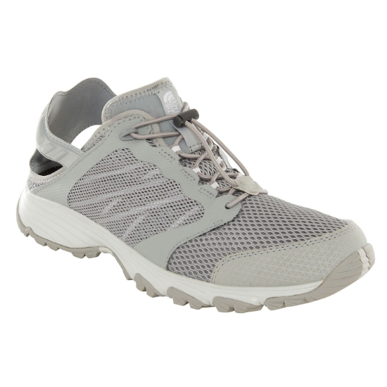 The North Face Litewave Amphibious II - Limestone Grey/Tin Grey