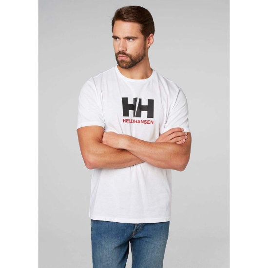 Helly Hansen Logo T-Shirt - Photo of detail