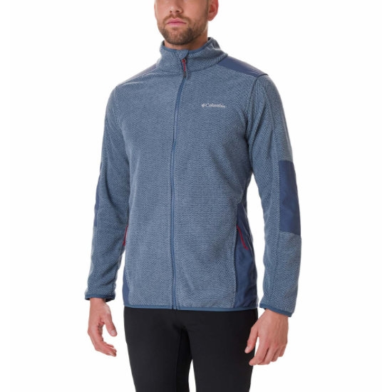 Columbia Tough Hiker Fz Fleece - Dark Mountain