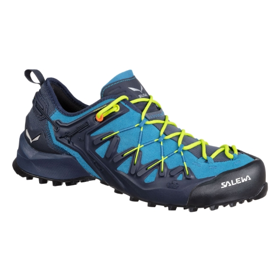 Salewa Wildfire Edge - Premium Navy/FYellow