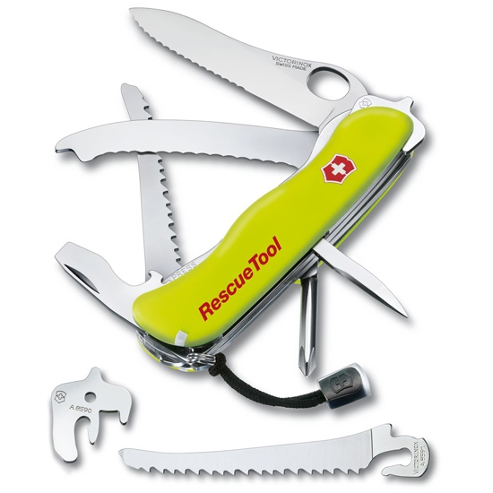 Victorinox Rescue Tool - Photo of detail