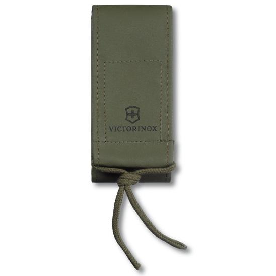 Victorinox Funda imitación piel - Verde