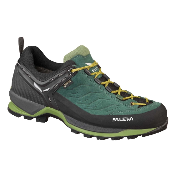 Salewa Mtn Trainer GTX - Becks/Fluo Yellow