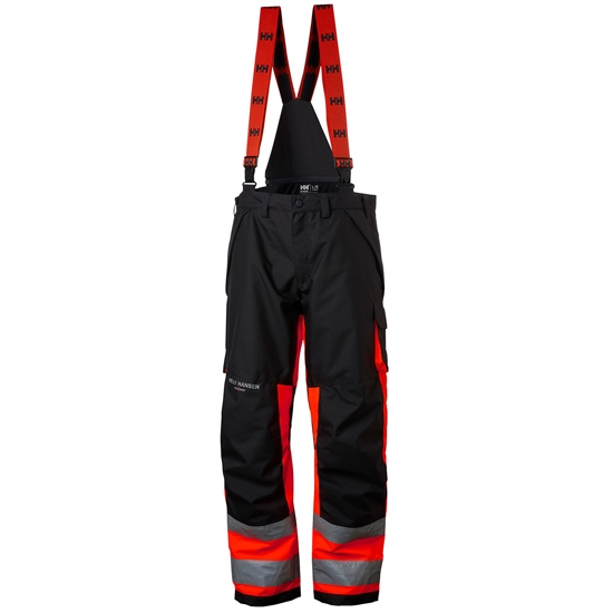 Helly Hansen Workwear Alna Winter Pant CL1 - Red/Ebony
