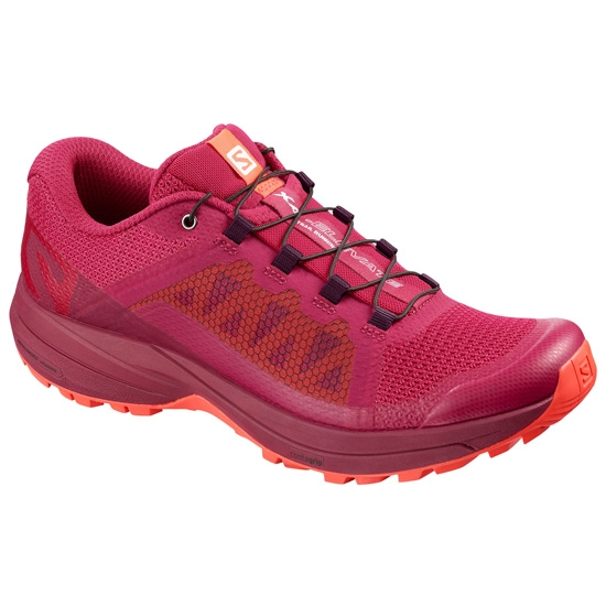 Salomon Xa Elevate W - Cerise/Beet Red