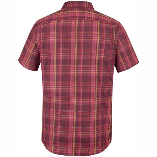 Columbia Silver Ridge 2 Multi Plaid Shirt - Photo of detail