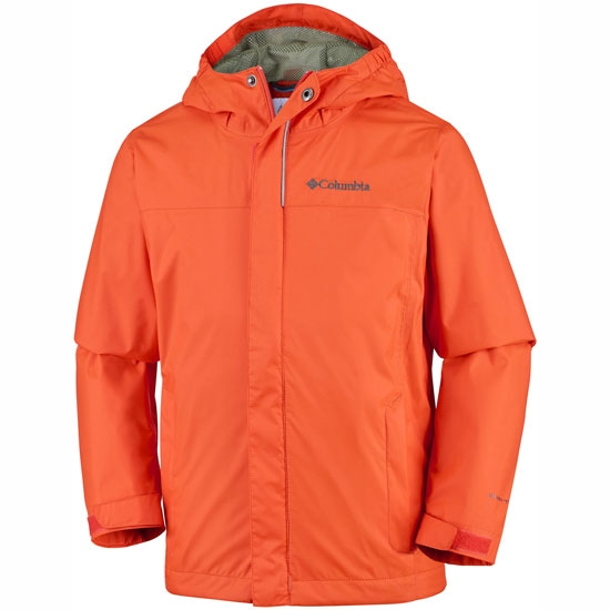 Columbia Watertight Jacket Jr - Tangy Orange