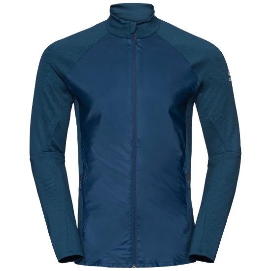 Odlo Velocity Element Light Jacket - Posei/Blue