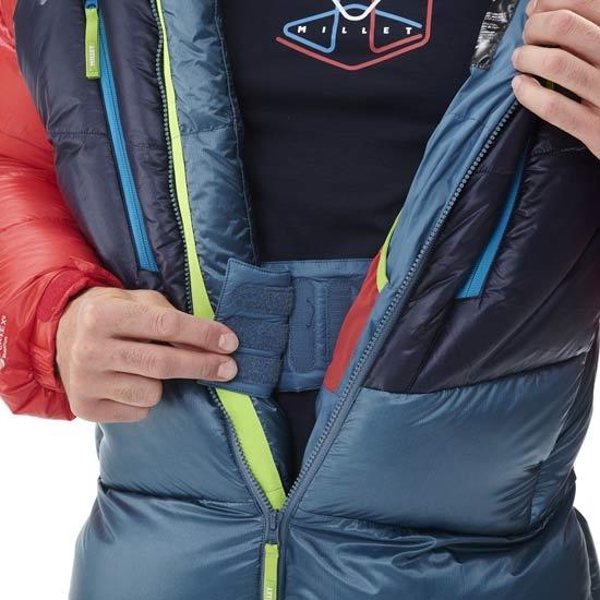 Millet Trilogy MXP Down Suit - Photo of detail