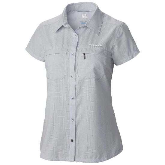 Columbia Irico Shirt W - Cirrus Grey Heather