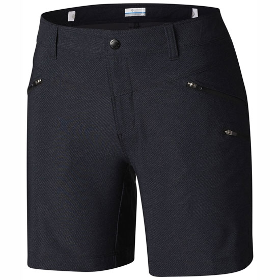 Columbia Peak to Point™ Short W - Black Denims Print