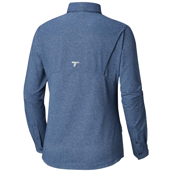 Columbia Irico LS Shirt W - Photo of detail