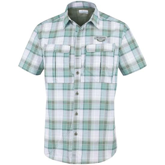 Columbia Cascade Explorer Plaid Shirt - 316
