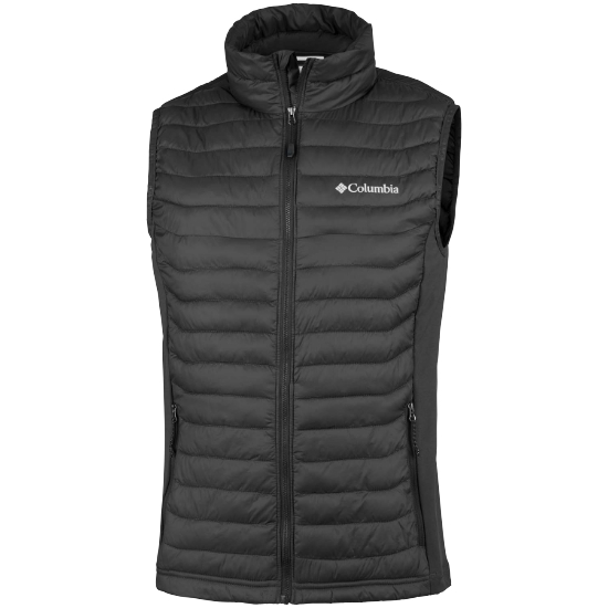 Columbia Powder Pass Vest - Black