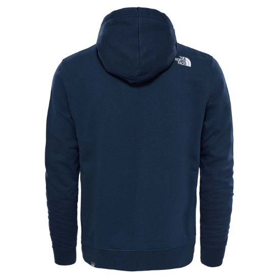 The North Face Open Gate Full Zip Hood Light - Photo of detail