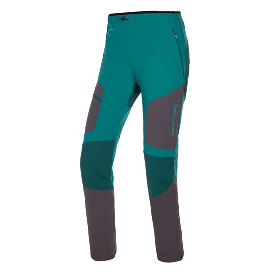 Trangoworld Pant. Largo Araille W - Verde/Antracita