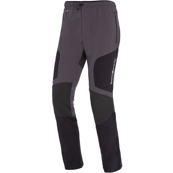 Trangoworld Pant. Largo Tourmont - Anthracita/Negro