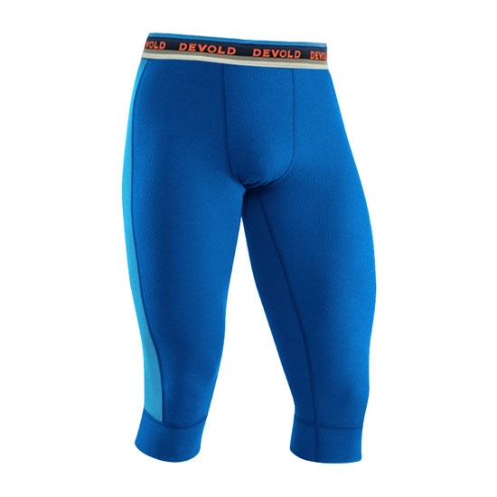 Devold Hiking 3/4 Long Johns - Skydiver