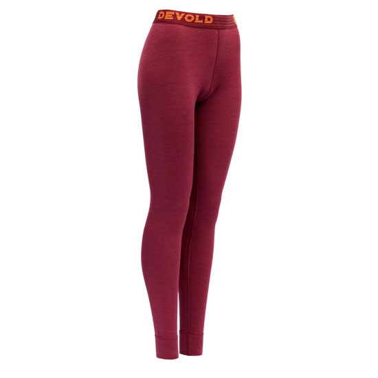 Devold Expedition Long Johns W - Beetroot