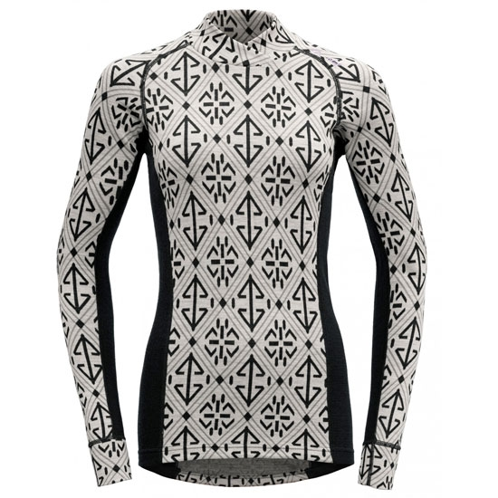 Devold Liadalsnipa Shirt W - Raw White