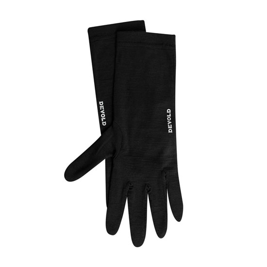 Devold Innerliner Gloves - Black