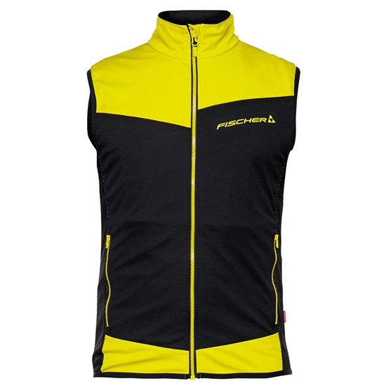 Fischer Light Vest - Yellow/Black