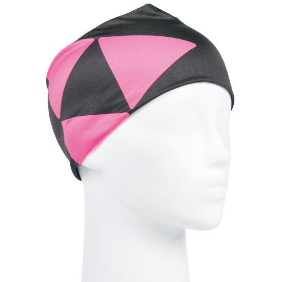 Fischer Headband Light - Black/Pink