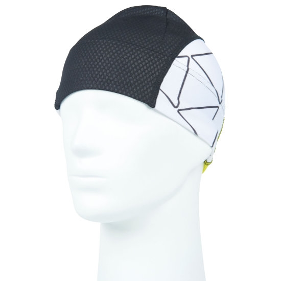 Fischer Beanie Arctic - Yellow/Black/White