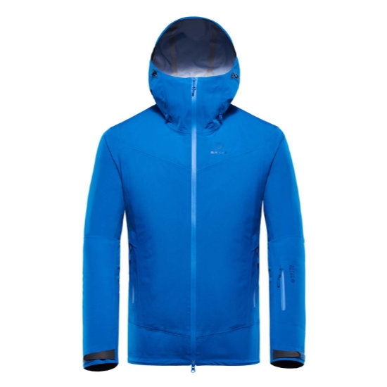 Black Yak Kostroma Jacket - Snorkel Blue