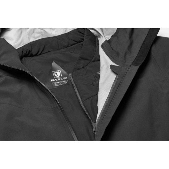 Black Yak Kostroma Jacket - Photo of detail