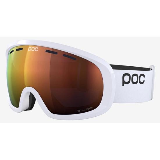 Poc Fovea Mid Clarity S2 - White