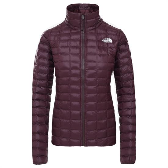 The North Face Thermoball Eco Jacket W - Root Brown Matte