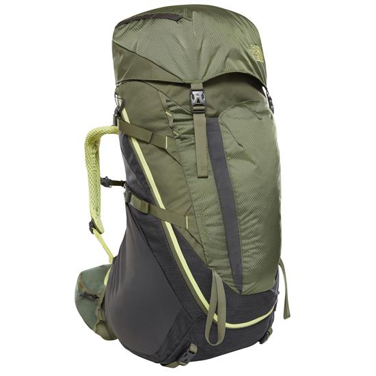 The North Face W Terra 55 High Rise Grey/Mid Grey Xss H -
