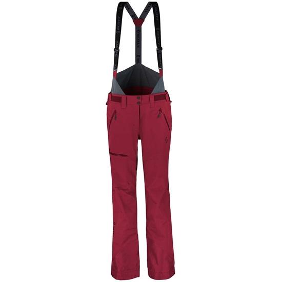 Scott Vertic 3L Pant W - Mahogany Red