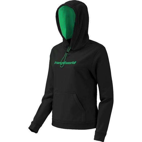 Trangoworld Poppi W - Negro/Verde Primavera