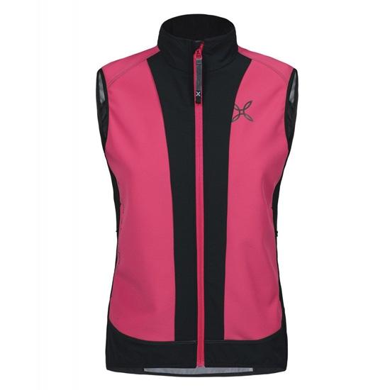 Montura X-Mira Vest W - Negro/rosa