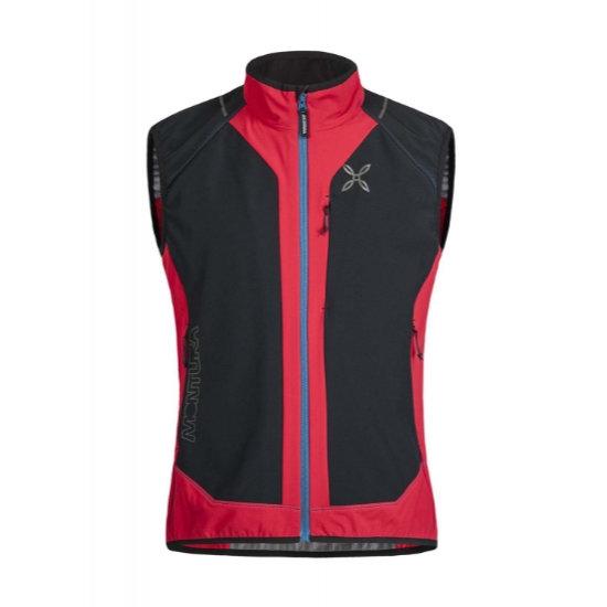 Montura X-Mira Vest - Nero/rosso