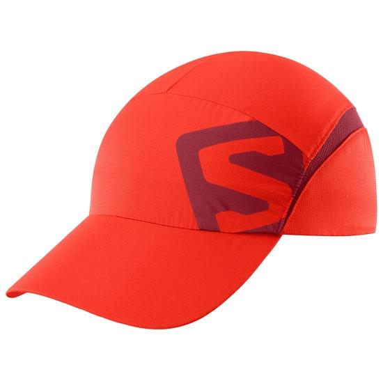 Salomon Xa Cap - Fiery Red/Biking Red