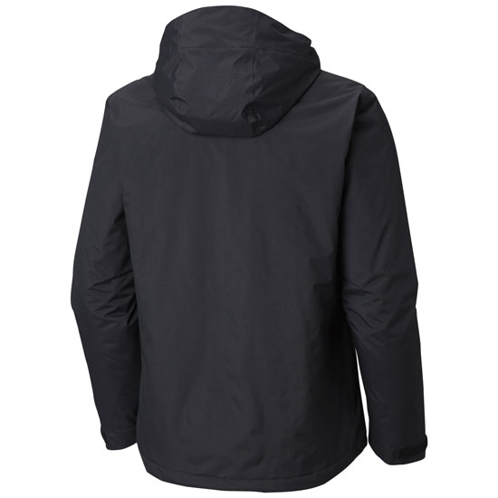 Columbia Top Pine Insulated Rain Jacket - Photo de détail