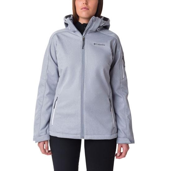 Columbia Cascade Ridge Jacket W - Tradewinds Grey Heather