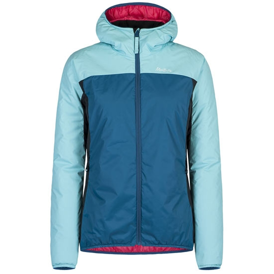 Montura Outback Hoody Jacket W - Blu Ottanio