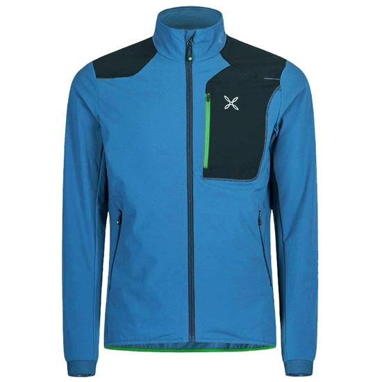 Montura Dynamic Jacket - Blue Ottanio/Verde Acido