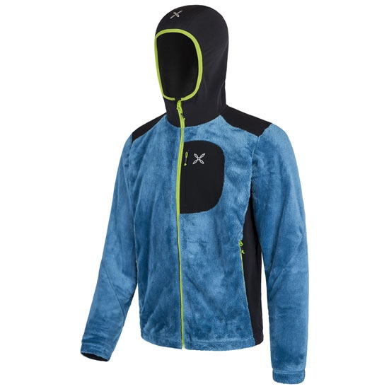 Montura Adventure Polar Hoody Jacket - Photo of detail