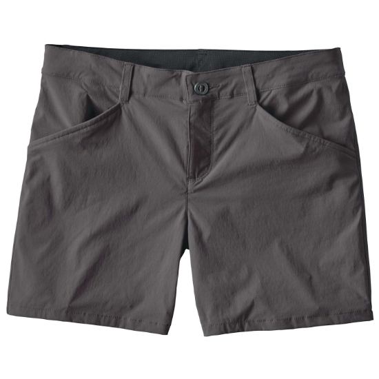 Patagonia Quandary Shorts - 5 In. W - Forge Grey