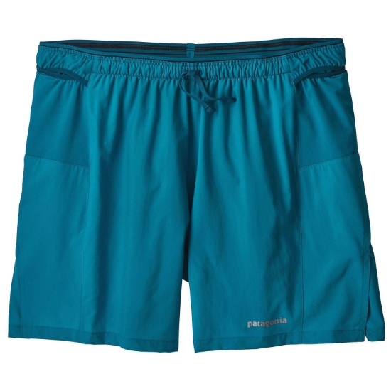 Patagonia Strider Pro Shorts-5 In - Balkan Blue