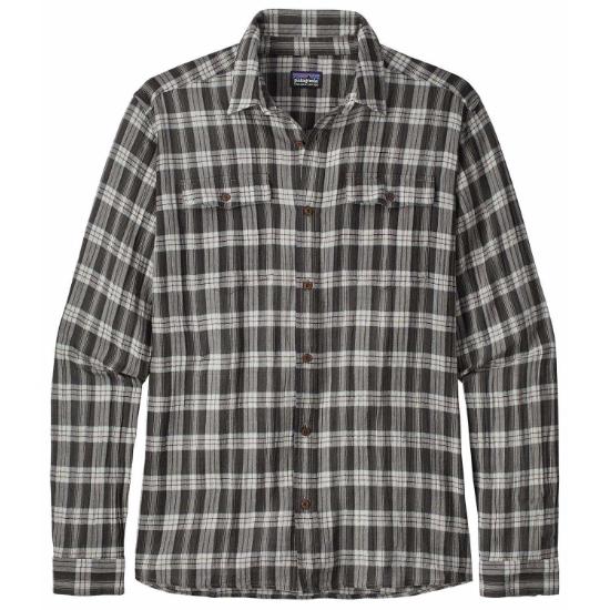 Patagonia L/s Steersman Shirt - BOIB