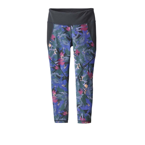 Patagonia WS CENTERED CROPS - Abstract Jungle