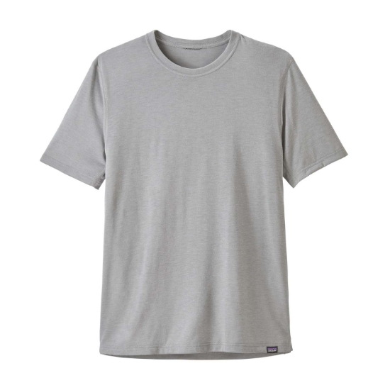 Patagonia MS CAP COOL TRAIL SHIRT - Feather Grey