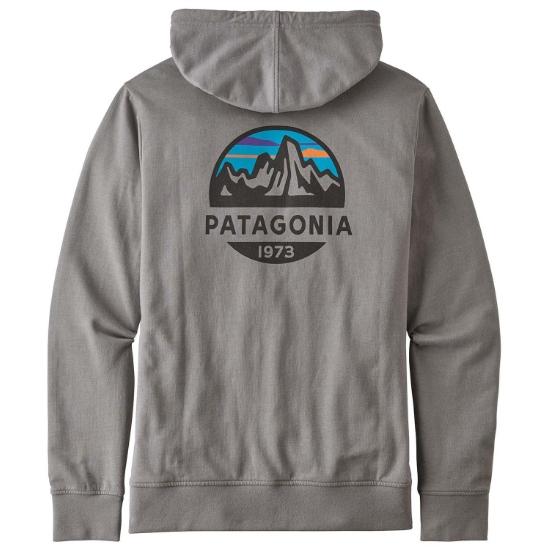 Patagonia Fitz Roy Scope LW FZ Hoody - Photo of detail
